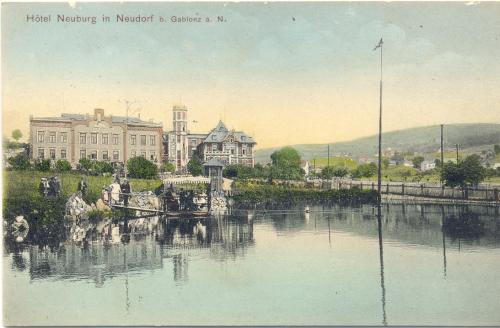 Hotel Koenig 1910